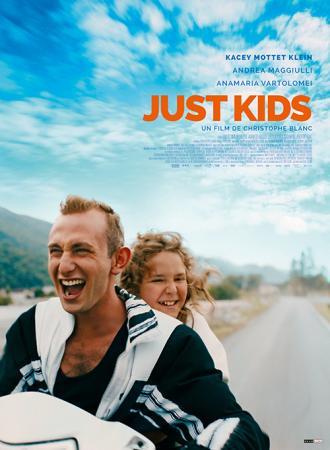 Just Kids – Un Vrai Bonhomme- Papy Sitter